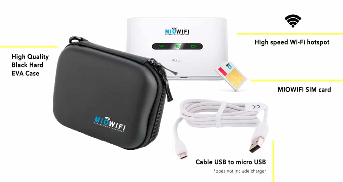 Rent WiFi | All pocket wifi UK rental offers in one place